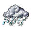 Rain / Snow Showers