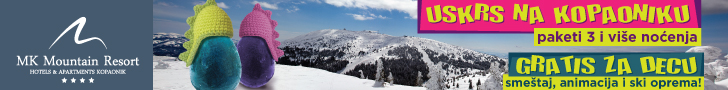MK Mountain Resort Kopaonik