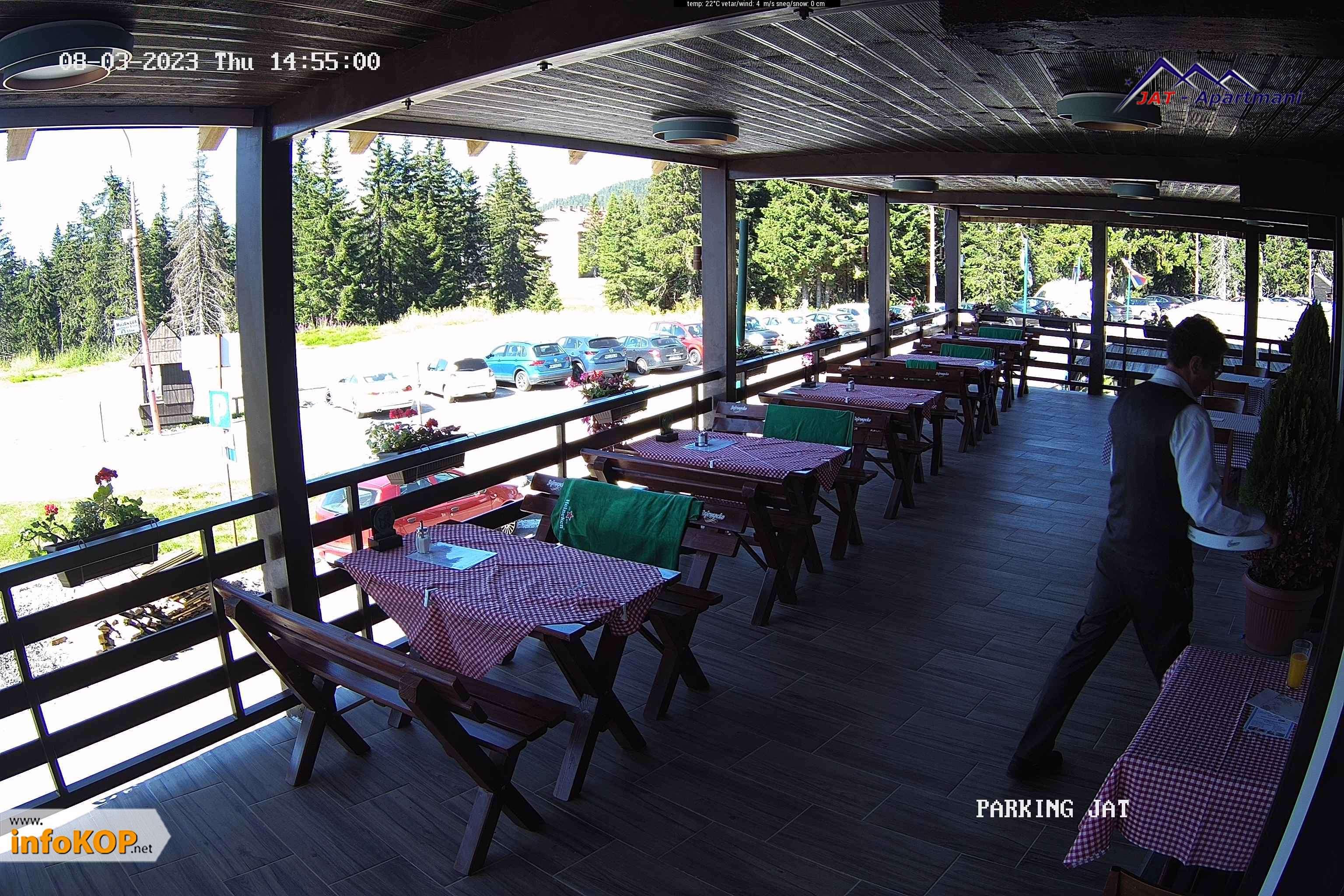 Web kamera na JAT Apartmanima