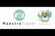 Maestro travel baner