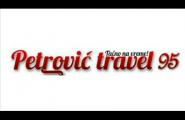 Petrović travel logo