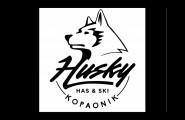 Husky restoran logo