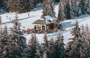 Ski bar Mons