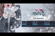 Izvođači u vreme Ski opening-a