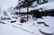 Metar snega na Kopaoniku