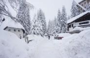 1m snega na Kopaoniku