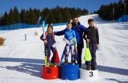 Dečija ski trka