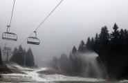 Počelo osnežavanje Karaman greben