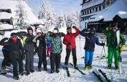 Karate ski kamp