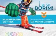 I ja se borim! Trka Skijališta Srbije