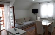Apartmani Nikolić dnevna soba