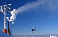Top za veštački sneg