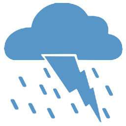 Grmljavina sa kišom
