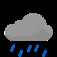 Rain za 08:00-09:00