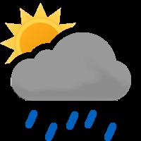 RainSun za 12:00-13:00