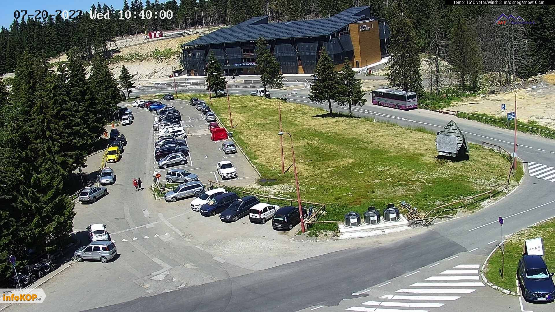 Live Web kamera sa Kopaonika