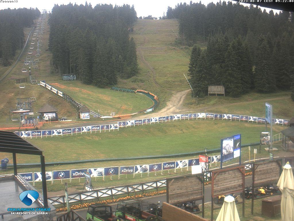 Web kamera Dolina sportova